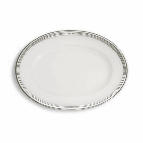 Tuscan Large Oval Platter