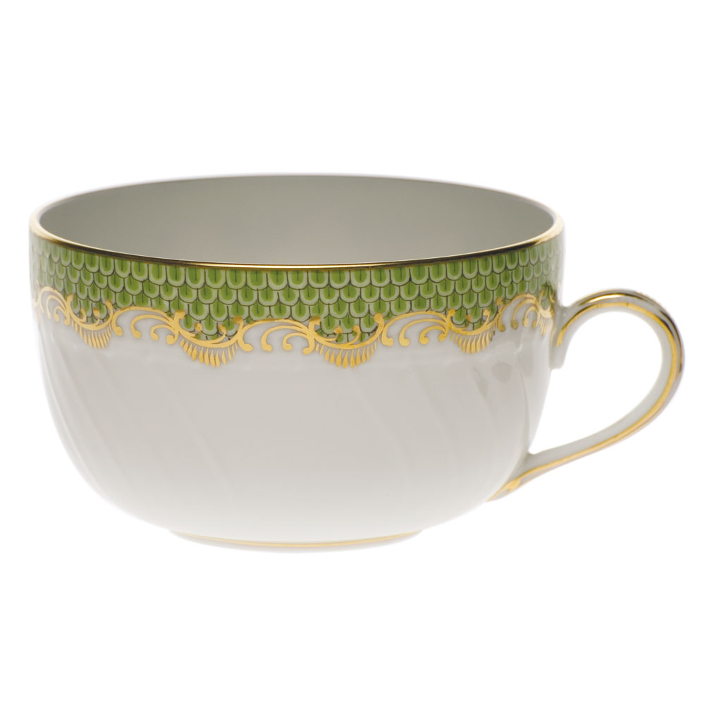 Canton Cup and Saucer
