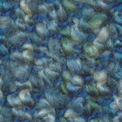 Canyon Baltic Blue Throw