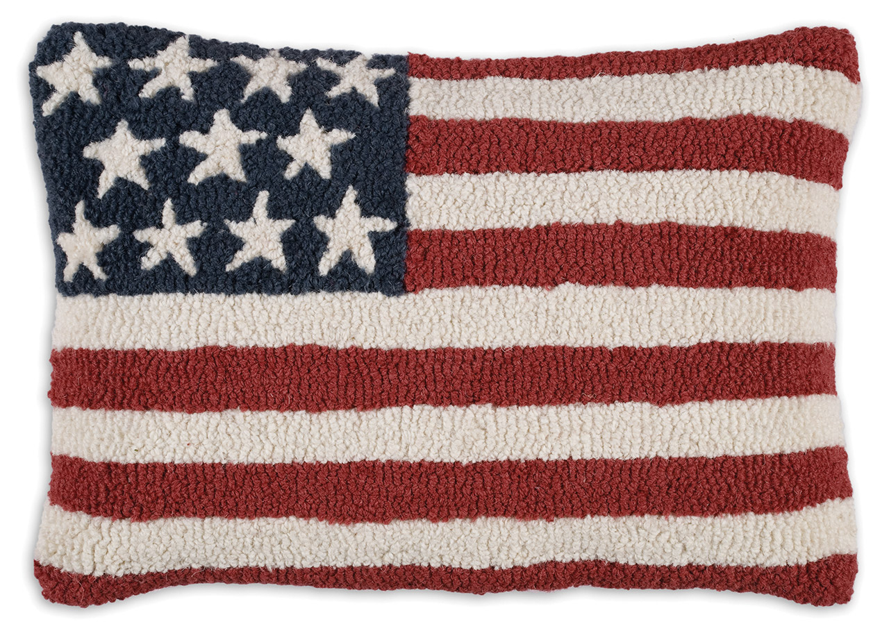 Stars and Stripes 14x20 Pillow